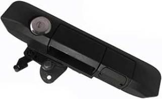 Pop & Lock PL5400 Black Manual Tailgate Lock
