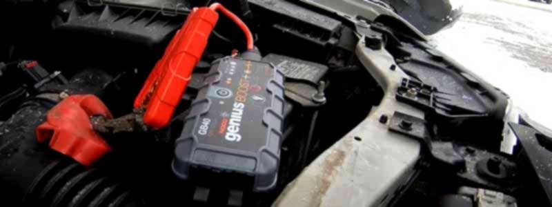 Jump Starter for v8 Engines