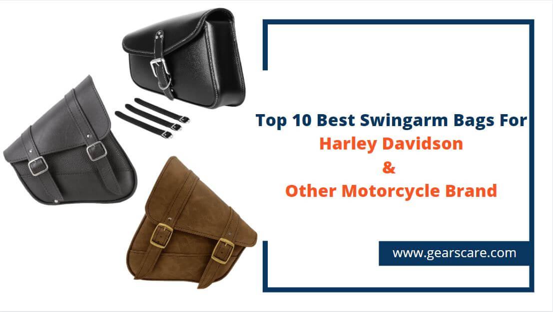 harley davidson swingarm bag