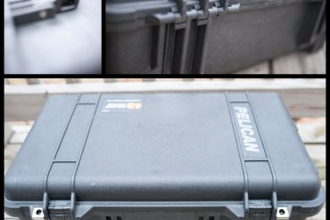 Pelican 1510 Camera Case - Review 1