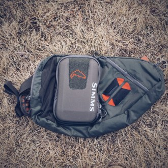 Simms Head Waters Sling Pack - Overview 2