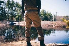 Orvis SilverSonic Waders Review -2