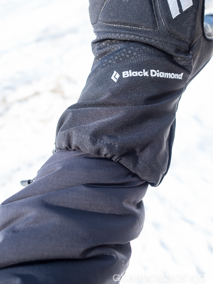 Black Diamond Punisher Glove Review - Cinch