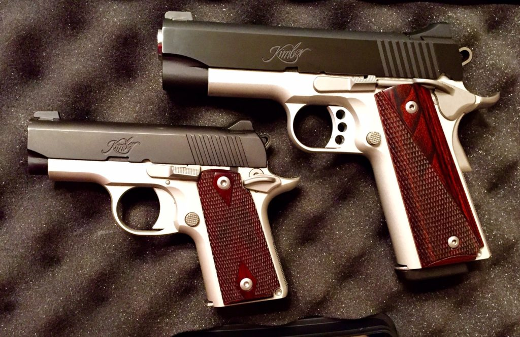 Kimber Builds The Most beautiful Mass Produced 1911 – Gears