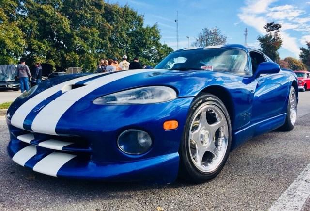 97 Viper GTS