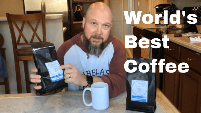 the world's best coffee