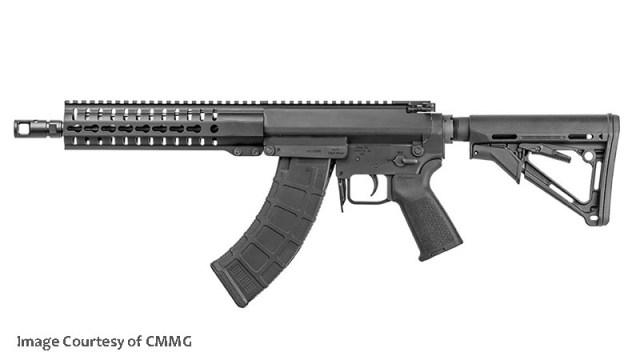 CMMG Mk47 K