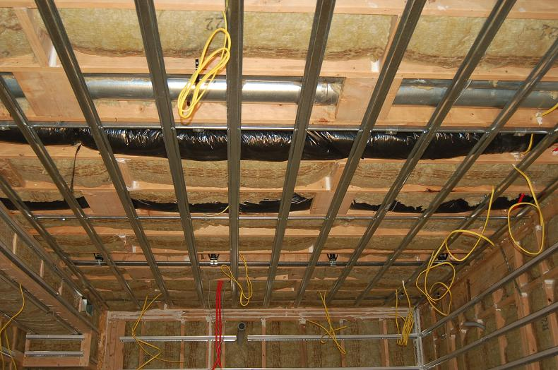 Soundproofing A Basement Ceiling How To Sound Proof Home