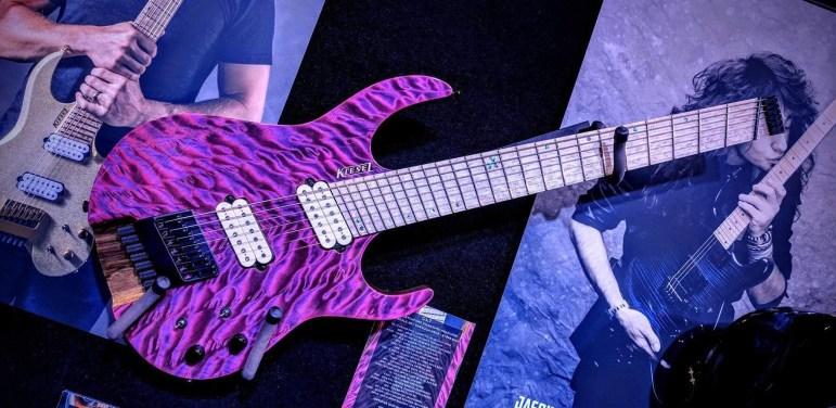 Kiesel Guitars - Chris Letchford Signature model