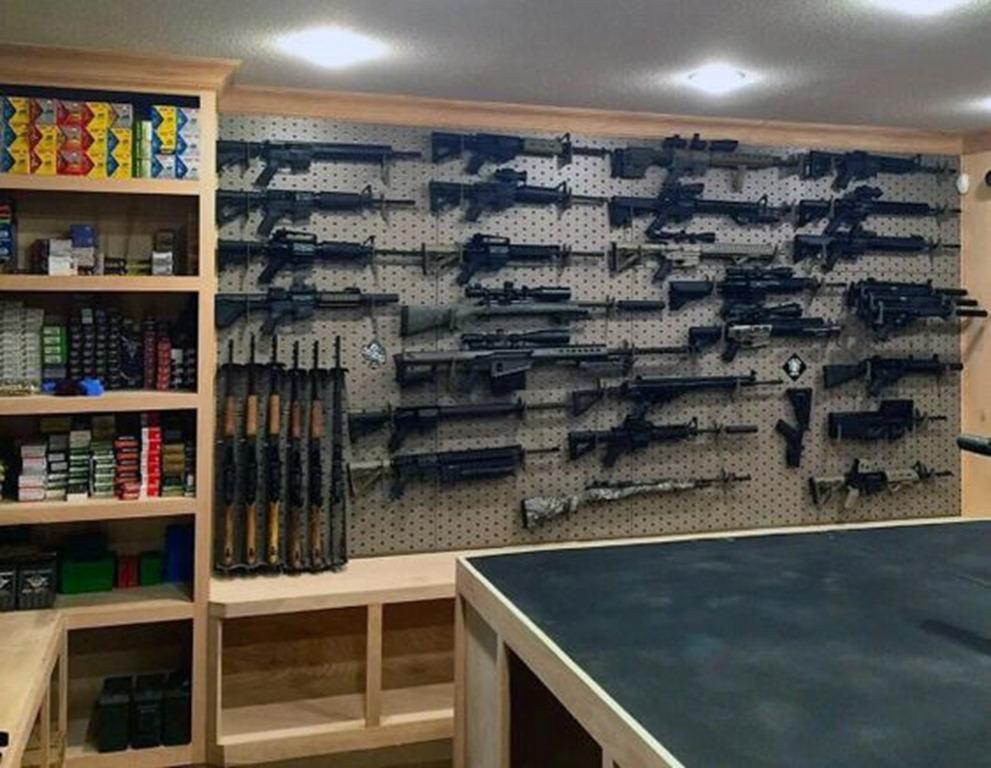 CGI Gun Room Buildouts  Gears of Guns