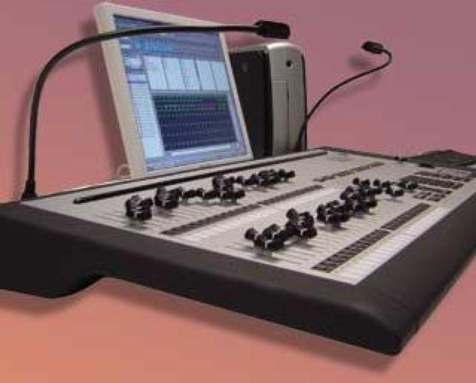 new and used marquee lighting console