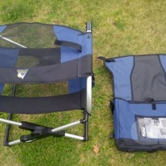 Pico Arm Chair Grey Parson Covers Gci Outdoor Compact Telescoping