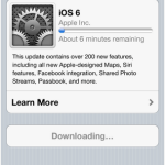 iOS 6 now available for iPhone, iPad and iPod Touch