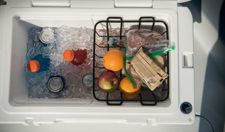 YETI Tundra 45 Cooler ice tray