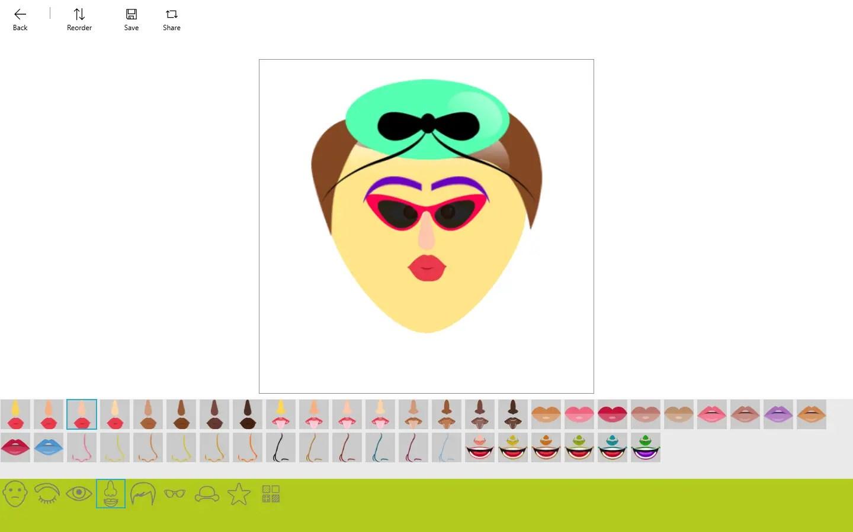 How to create your own Emoji in Windows 10 using Moji Maker?