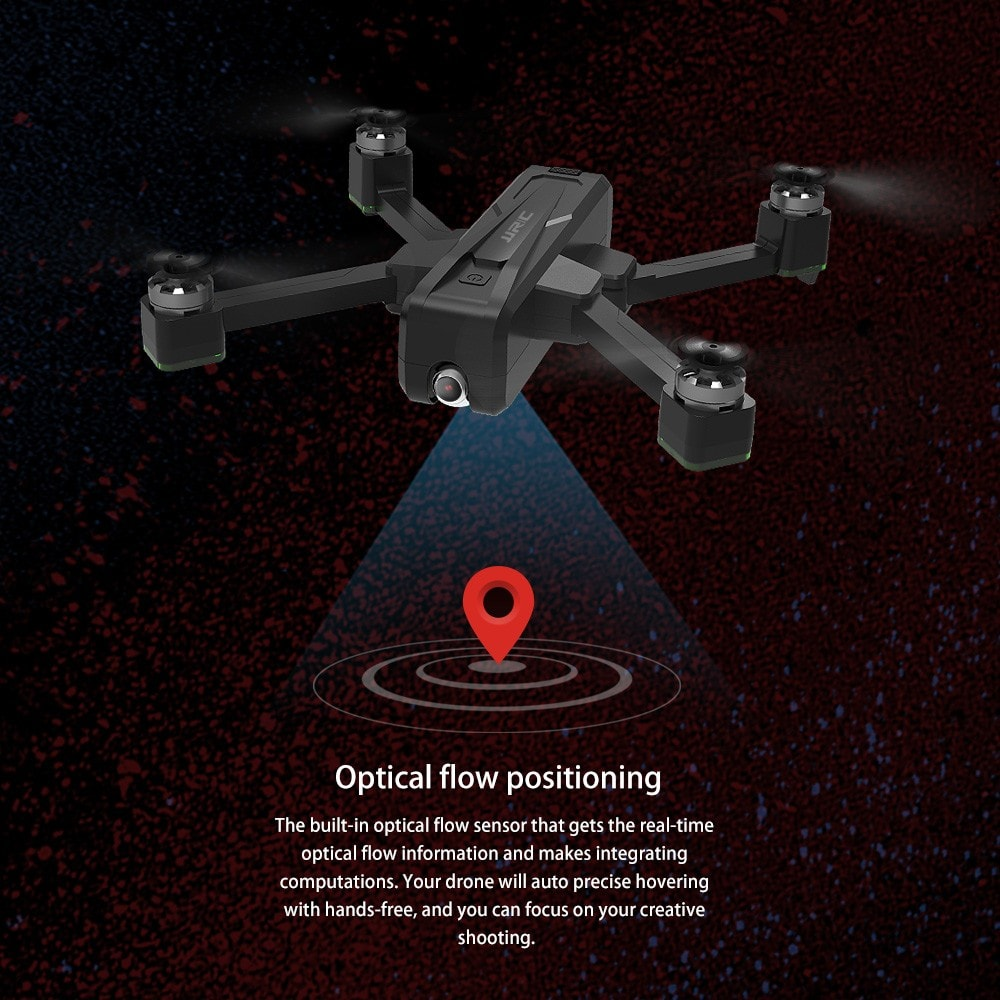 For only $57, the jjrc h68 quadcopter features all the best. JJRC X11 5G WiFi Foldable RC Drone RTF With 2K Camera GPS