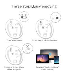 delux m618 wireless mouse online [ 1000 x 812 Pixel ]