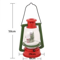 Christmas Snow Oil Lamp Jewelry Shopping Malls Supermarket ...