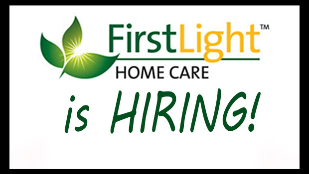 Job Opening For First Light Home Care  Geauga News
