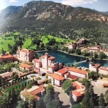 Destination- Broadmoor Hotel In Colorado Springs
