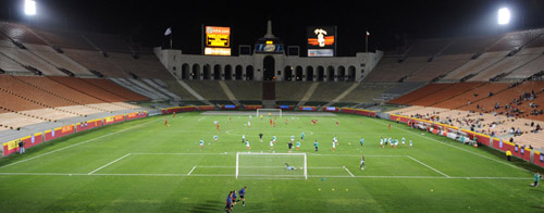 USC v. Mexican National Team
