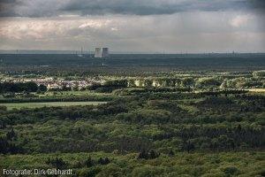 AKW Philippsburg und Rheingraben (Tag)