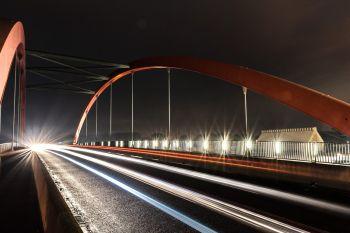 Brücke in Mannheim