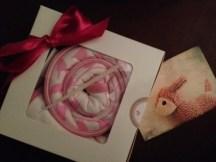 Im Cupcake-Kästchen verpackt