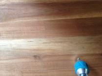 Alles mit guten Holzschrauben verbinden