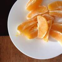 Obstmahlzeit