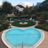 Herzpool im Hotel Alpiana