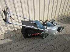 Gebrauchte Akkurasenmaher Bosch Bosch Gra Professional Akku Rasenmaher Gebraucht