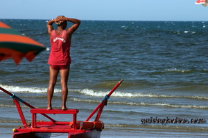 Italien Urlaub Strand Meer Riccione
