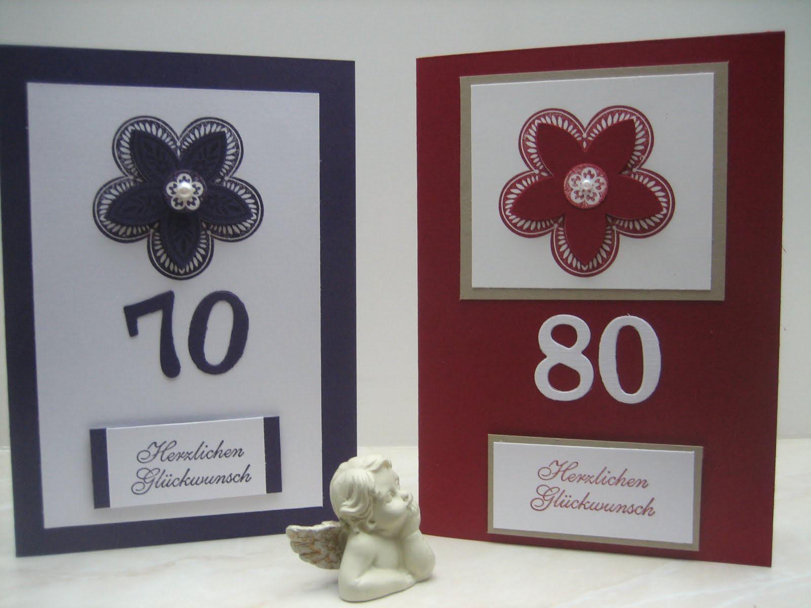 Einladung Zum 80 Geburtstag  Einladung Zum 80 Geburtstag