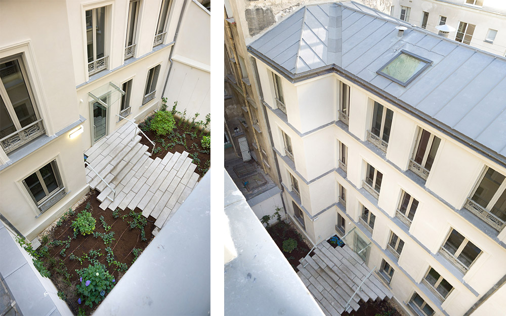 logements sociaux, 47 rue Hermel