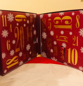 advent beauty calendar
