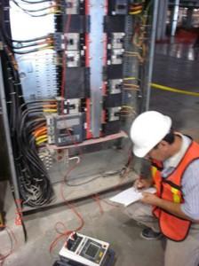 Construccin y mantenimiento de subestaciones elctricas