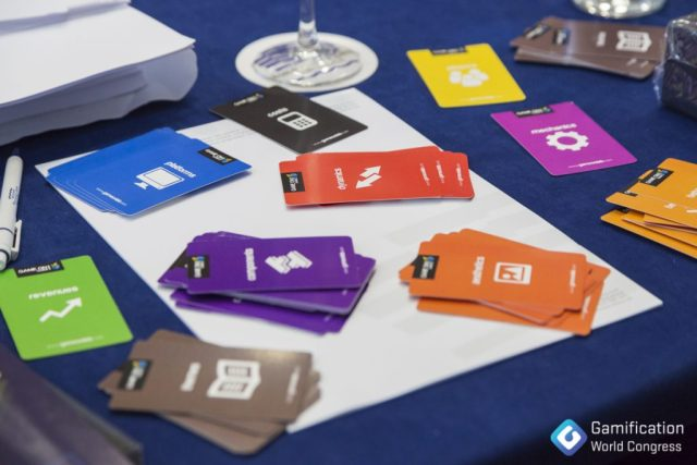 Gamification Model Canvas Cards