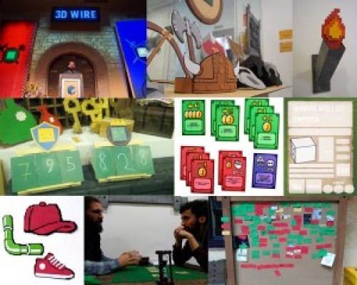 3DWire 2015 gamification components