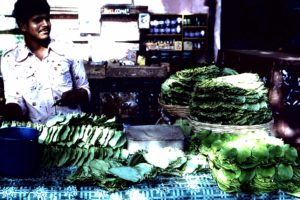 Betelnussverkäufer