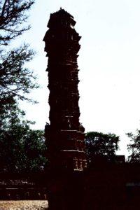 Turm des Schweigens, Udaipur Indien, (c)1983 Corinne I. Heitz