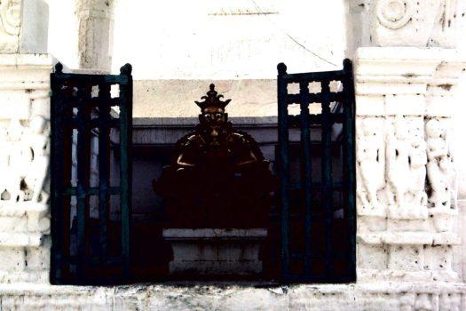 Vishnu, Jagdish Tempel, Udaipur Indien, (c)1983 Corinne I. Heitz