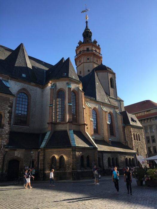 Nikolaikirche, Leipzig (c)2018 Corinne I. Heitz