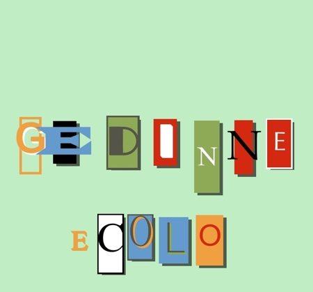 Gedinne Ecolo Logos