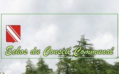 Conseil communal du 9 mars 2017
