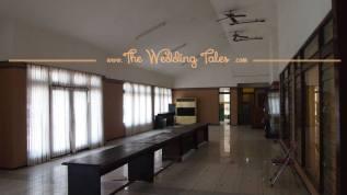 sayap gedung polda gedung pernikahan surabaya