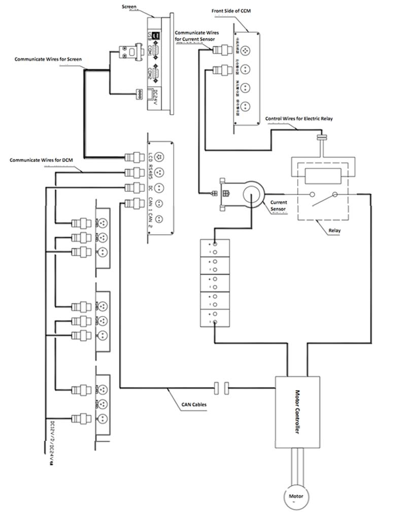 hight resolution of  ems wiring diagram electric car batteries