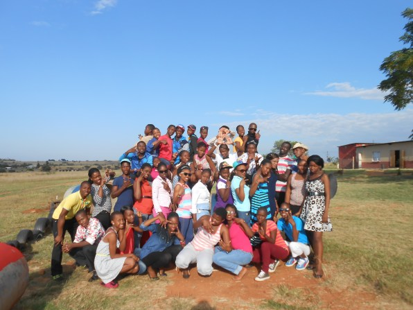 Group Pic from Camp