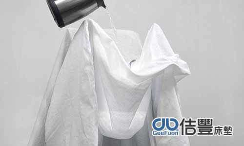 你的保潔墊真的完全防水嗎?