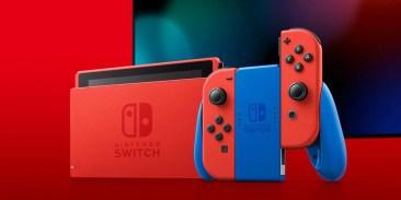Nintendo Switch : une édition Spéciale Mario